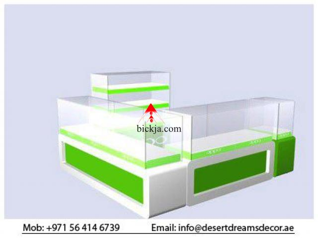 Design and Build Creative Wooden Kiosk in Uae. - 1/2