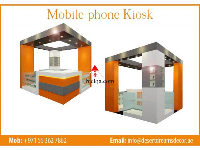Design and Build Creative Wooden Kiosk in Uae. - 2/2