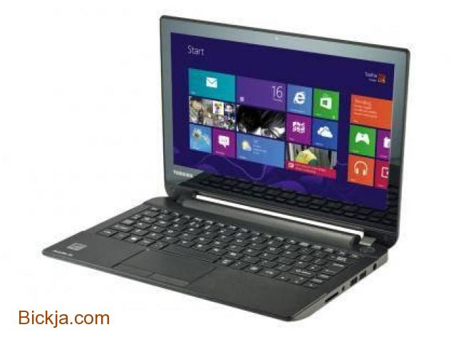 Toshiba Satellite NB10-A-10F 11.6-inch Laptop (Intel Celeron N2820 2.13 GHz Processor, 2GB RAM, - 1/3