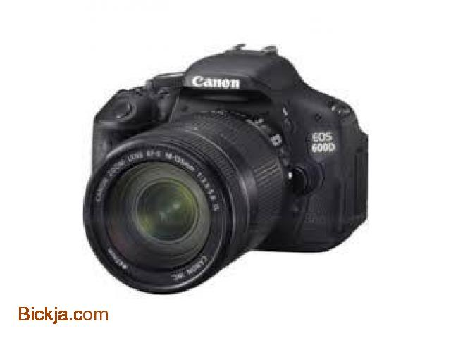 Canon 600D Kit with 18.55 mm Lens - 3/3