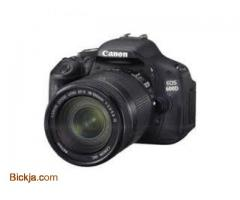 Canon 600D Kit with 18.55 mm Lens
