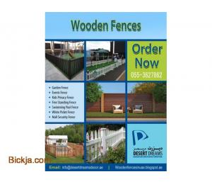 Kids Fence Dubai | Garden Fence | Outdoor Fence | Picket Fences | Free Standing Fence in Uae.