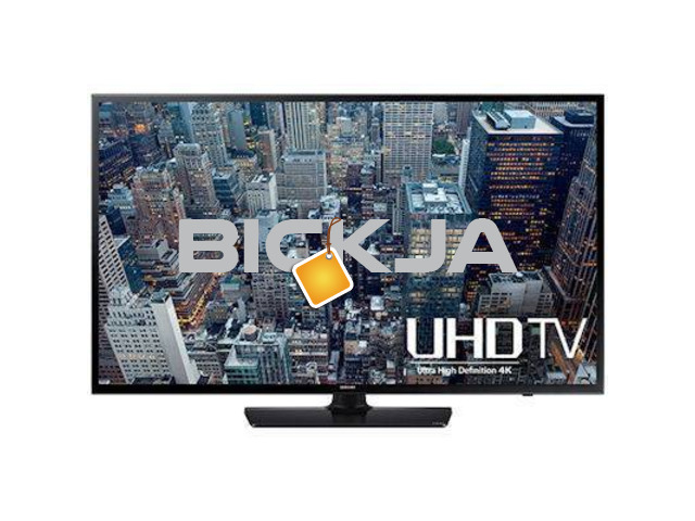 Samsung UE55JU6400: A 55-inch Ultra HD 4K TV with a flat screen, Quad-Core processing - See more at: - 2/3