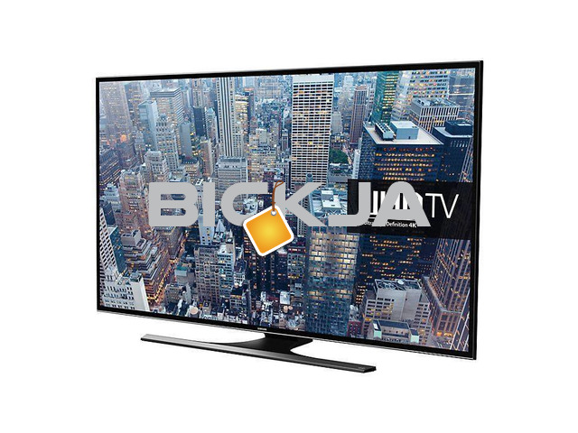 Samsung UE55JU6400: A 55-inch Ultra HD 4K TV with a flat screen, Quad-Core processing - See more at: - 3/3