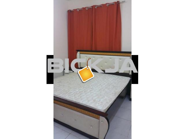 FULL FURNISHED ROOMS FOR RENT IN SHARJAH TAAWUN - 3/4