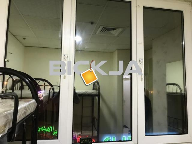 Spacious Partition Room for Couple Or Ladies With Big Window Opp Burjuman Mall - 3/4