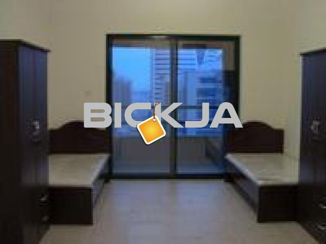 Room shared in very clean apartment in Tecom so near to metro strat from 1300 to 2100 per each perso - 1/3