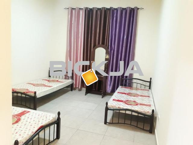 girls bed space and sharing accomodation near adcb metro - 1/3