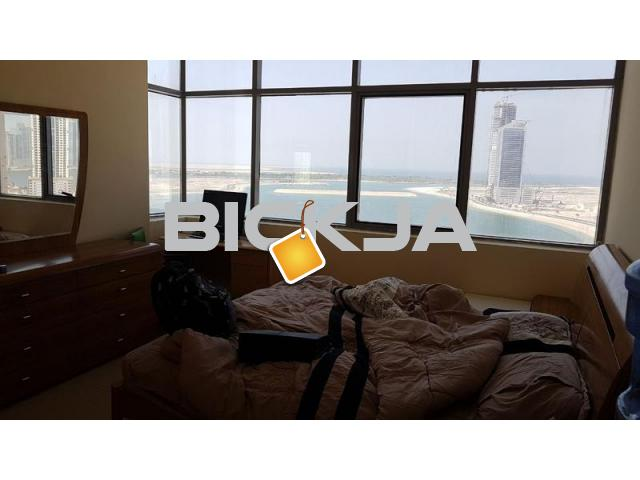 Sea Facing Room 2 mins to Dubai in Al Tawuun - 1/3