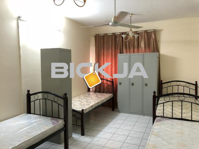 Offer price Gents and Ladies Executive Bedspace New Flat in Burdubai near Alfahidi metro station - 1/3
