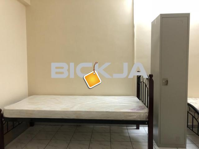 Offer price Gents and Ladies Executive Bedspace New Flat in Burdubai near Alfahidi metro station - 2/3