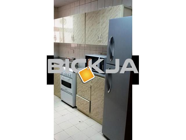 Master room rent 3300 aed all inclusive near Al Nahda metro - 3/4