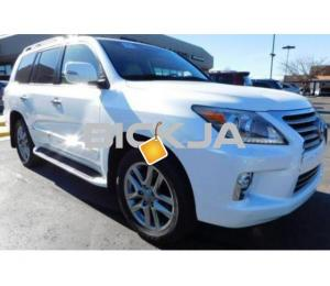 BUY LEXUS LX 570 2014, CHEAP AND AFFORDABLE