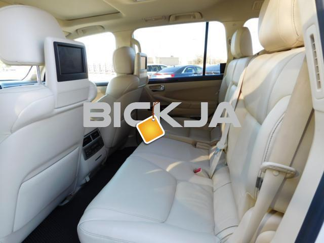BUY LEXUS LX 570 2014, CHEAP AND AFFORDABLE - 4/4
