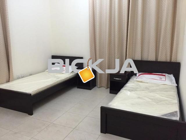 INDIAN EXECUTIVE BACHELOR FULLY FURNISHED BED SPACES INCLUDING DEWA/ WI-FI-NEXT TO ADCB-METRO-KARAMA - 1/4