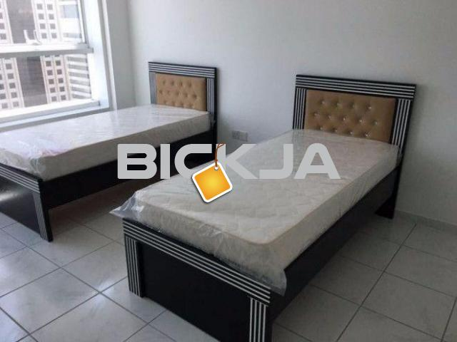 INDIAN EXECUTIVE BACHELOR FULLY FURNISHED BED SPACES INCLUDING DEWA/ WI-FI-NEXT TO ADCB-METRO-KARAMA - 2/4