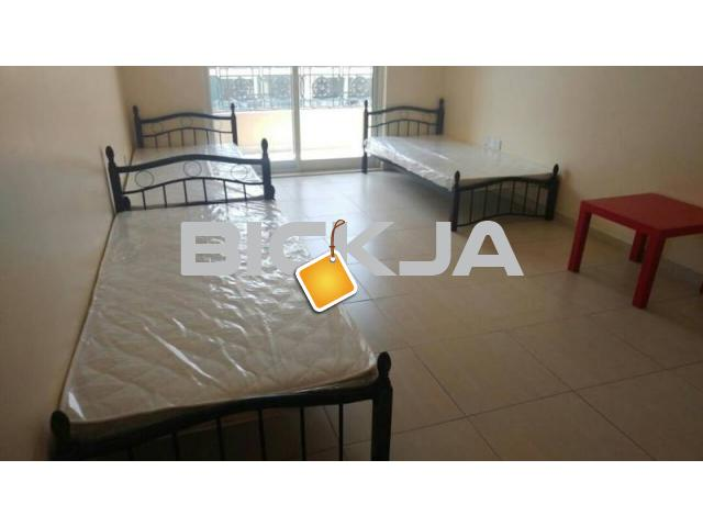 INDIAN EXECUTIVE BACHELORS FULLY FURNISHED INDIVIDUAL BED SPACE AVAILABLE NEAR KARAMA ADCB METRO - 3/3