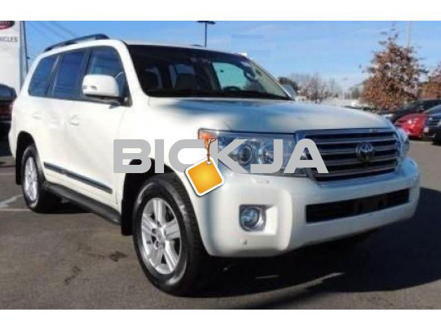 TOYOTA LAND CRUISER 2014, EXPAT OWNER WELL MAINTAINED - 4/4