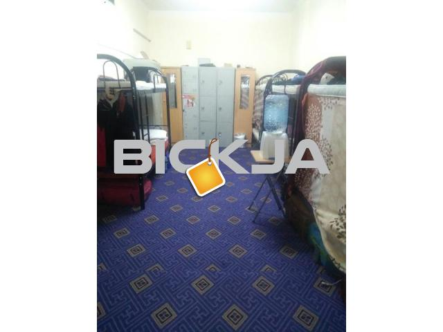 NO DEPOSIT + ALL INCLUSIVE BED SPACE FOR GENTS ONLY- BIG AND CLEAN FLAT – NR UNION/BANIYAS METRO – - 1/3