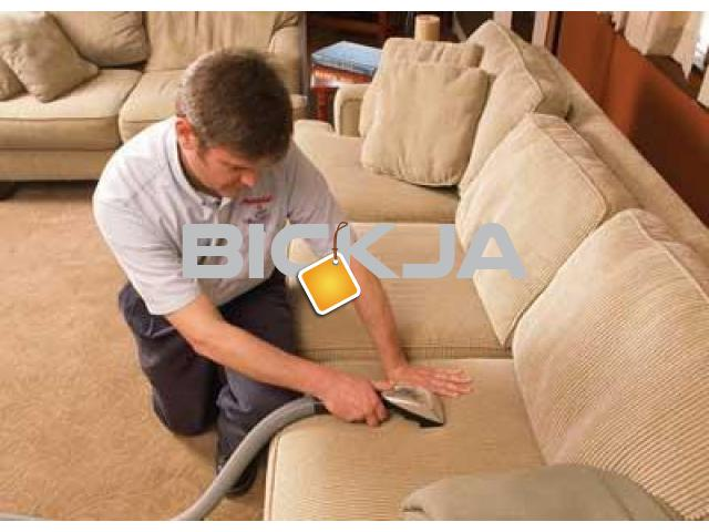 upholstery shampooing sharjah sofa carpet mattress 0502255943 - 1/2