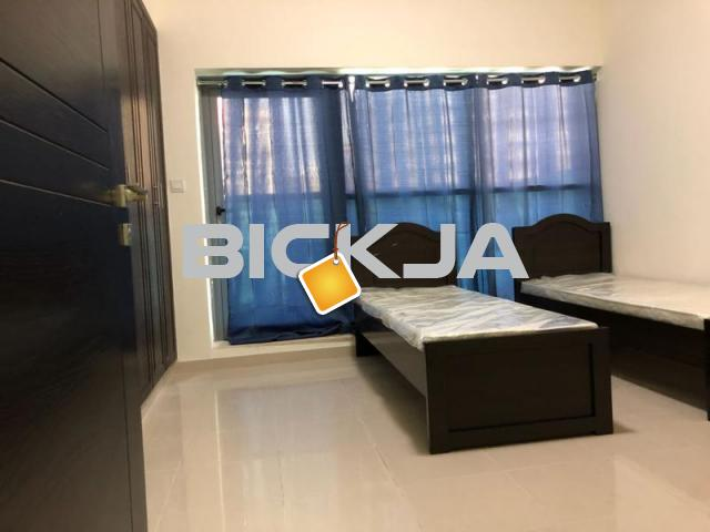 Executive Bed Space Couple Partition in Barsha @low price AED. 700/800/900/ 1000/2500 - 2/3