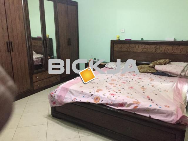 Furnished room with attached bath for family available - 1/2