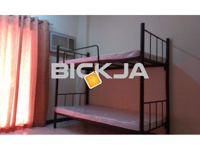 NEAT AND CLEAN FURNISHED BED SPACE FOR BACHELORS IN DEIRA! - 1/3