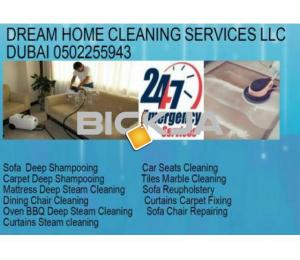 SOFA CARPET MATTRESS DEEP CLEANING SERVICES