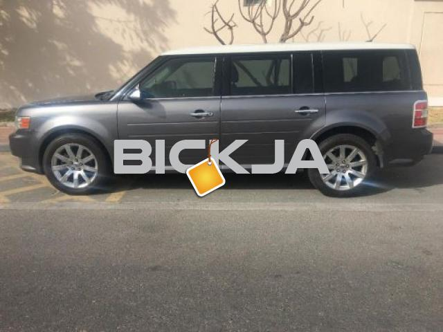Ford Flex 2009 Grey/ White Agency Maintained VGC - 1/1