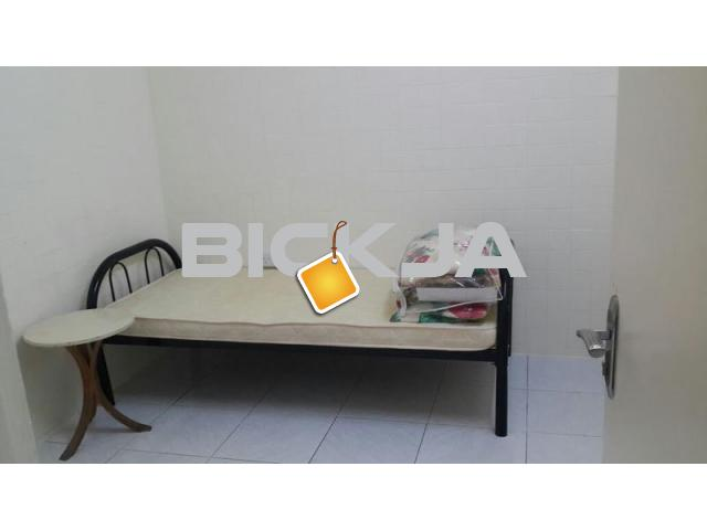 Room for rent...family and couple partition...exit 1 Adcb metro station - 1/1
