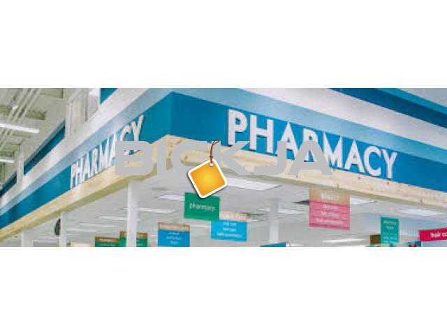 Idea shop for Pharmacy for sale - 1/1