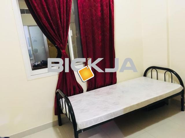 Bed Space In Al Jurf, Ajman - 1/1