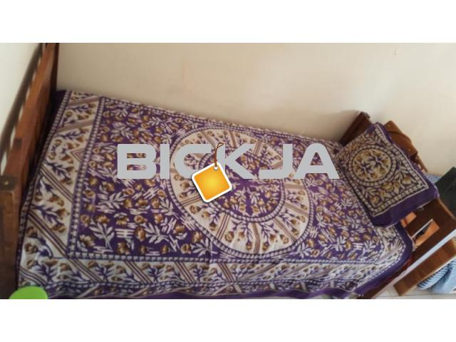 Executive womens bedspace in rolla sharjah - 1/1