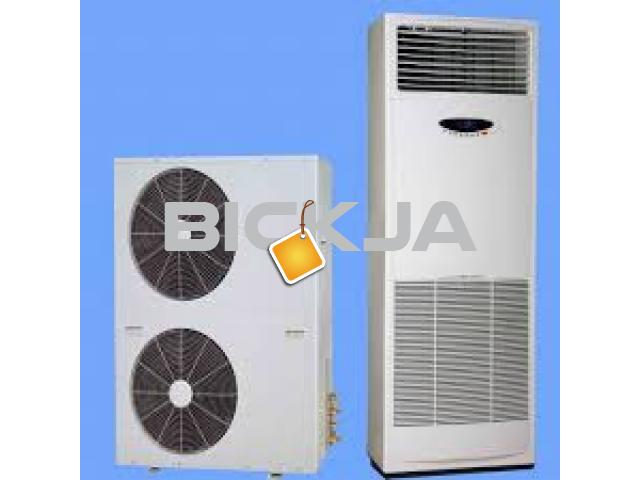 Air conditioners installation and servicing - 1/1