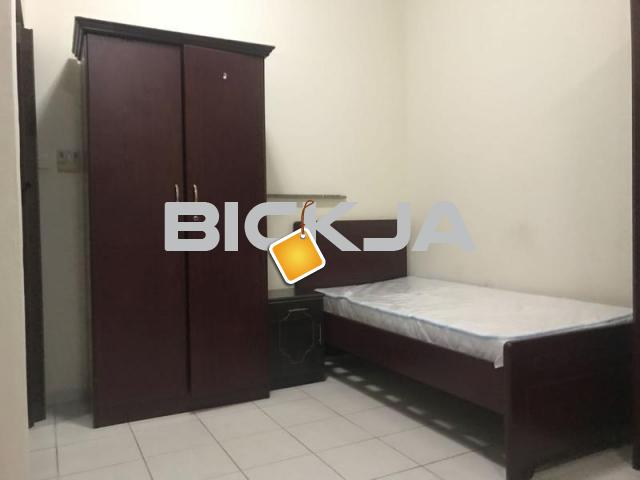 BED SPEACE FOR RENT IN INTERNATIONAL CITY  RUSSAN CLUSTER - 1/1