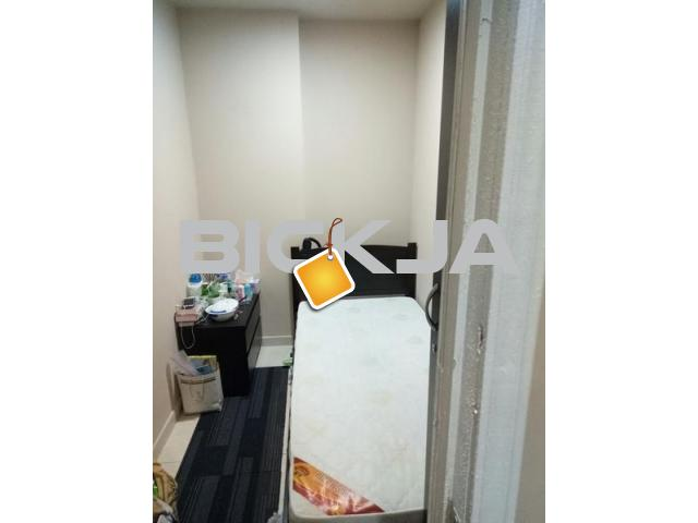 Partition room/Bedspace for Executive indian bachelors in Burjuman - available now - 1/1
