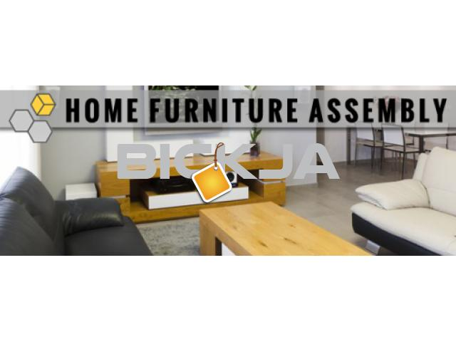 Furniture/Curtain/Electrical/lights/home Appliance, AC Install/repair/replace - 1/1
