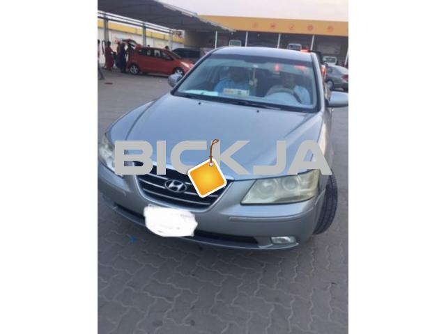 HYUNDAI SONATA 2009 MODEL SALE IN VERY GOOD CONDITION 0507201562 - 1/1