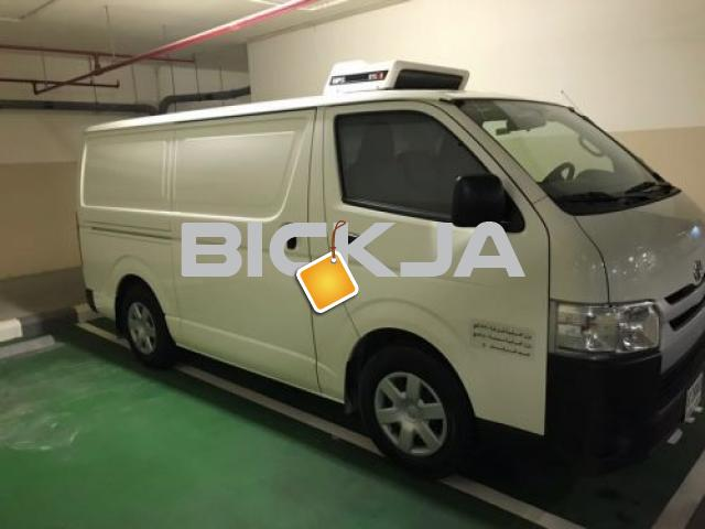 HIACE  CHILLER VAN FOR SALE - 1/1