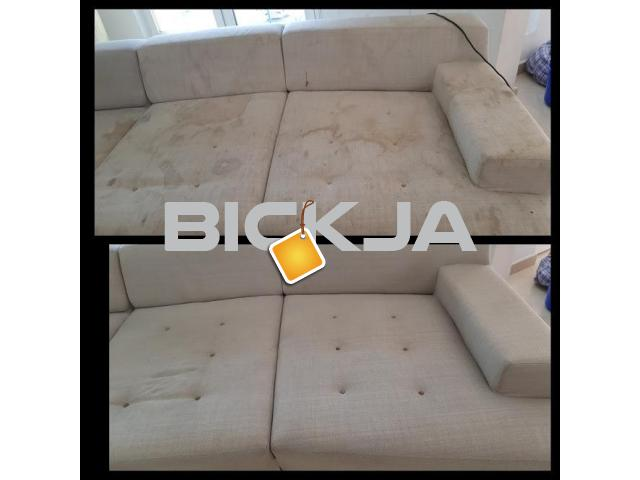 sofa carpet cleaning services friday and saturday dubai sharjah - 1/1