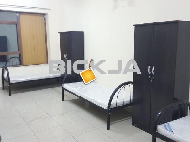 bed space 600and room 2100 plus sewa avaialble - 1/1