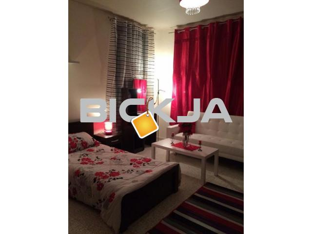 BIG AMAZING STUDIO ROOM for RENT in al nasr st corniche fully furnised - 1/1