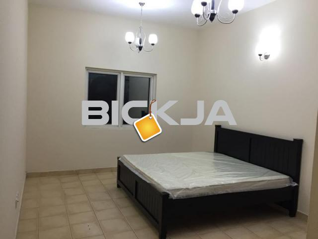 furnished spacious  master bedroom with attached bathroom from june 1 at al nahda - 1/1