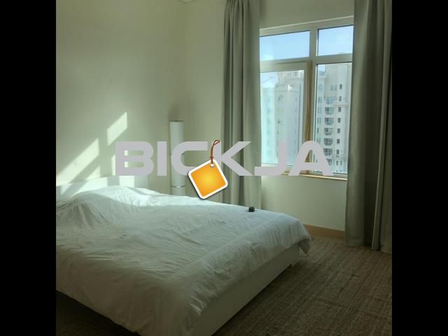 Furnished Bedroom short term monthly rental Palm Jumeirah - 1/1