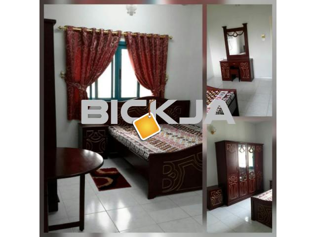 Fully furnished Room for Indian working couple / working lady - 1/1