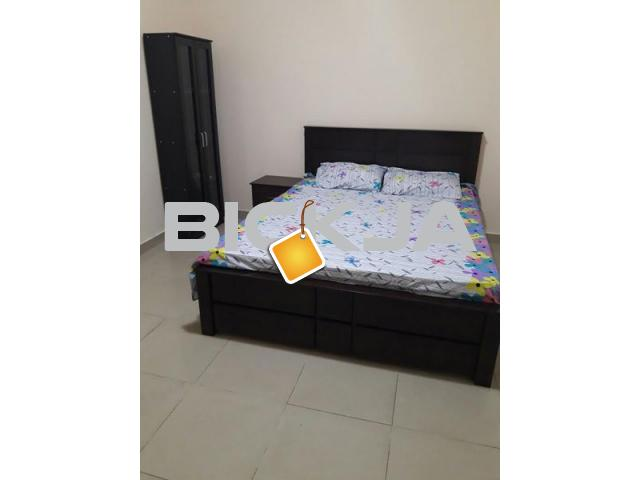 FURNISHED ROOM  AVAILABLE FOR FAMILY ALNAHDA SHARJAH - 1/1