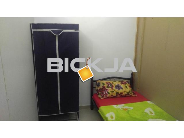 Fully Furnished Partition with Bed, Mattress Cabinet near CB - 1/1