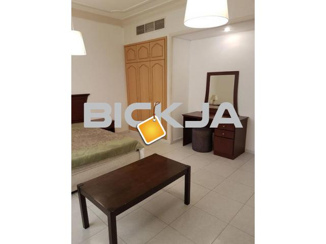 Furnished Room for rent beside mushrif mall - 1/1