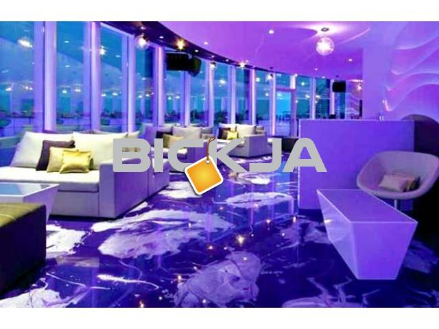 Restaurants Professional Deep Cleaning Services in Box Park-0545832228 - 1/2