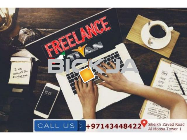 GET YOUR FREELANCE/PARTNER VISA IN UAE AND BE YOUR OWN BOSS - 1/1